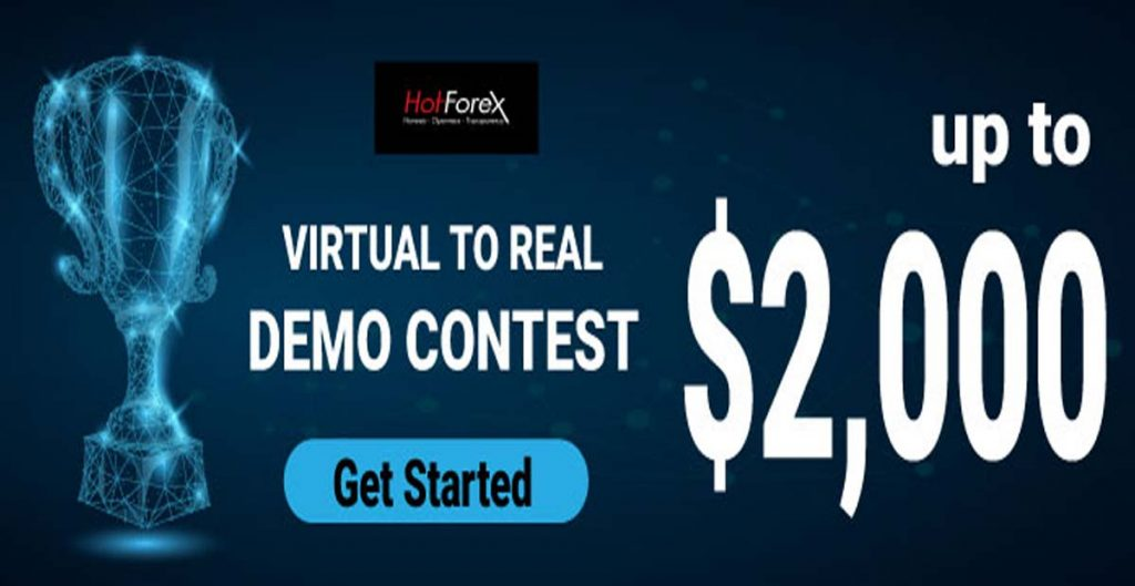 forex demo contest may 2020